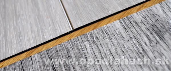 Vinylová podlaha určená na celoplošné lepenie o podklad