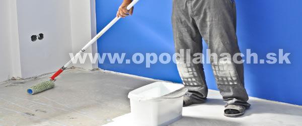 Penetracia podlahy