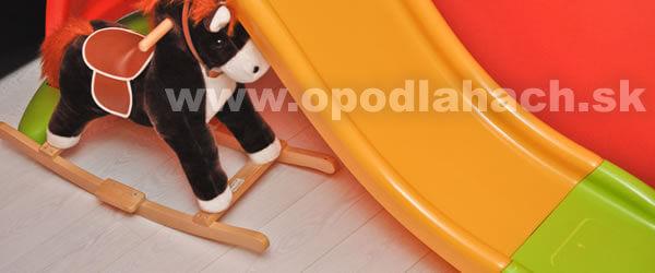Laminátová podlaha v detskej izbe