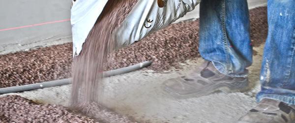 Ekologický drevený granulát Cemwood
