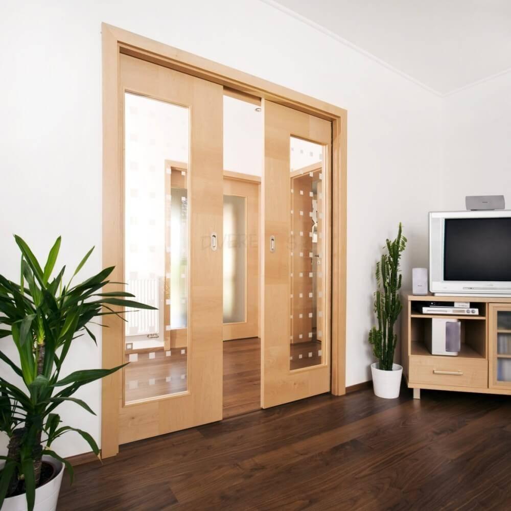 Posuvné dvere do puzdra