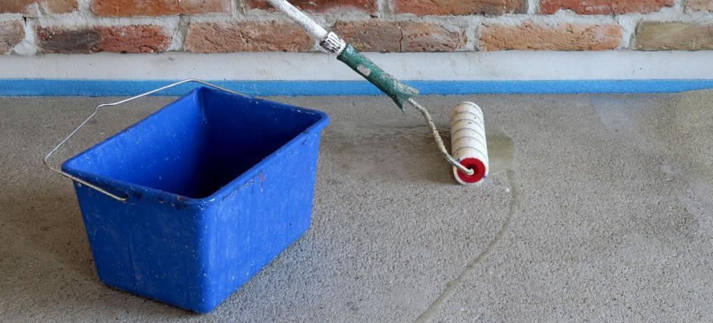 Epoxidová penetrácia podlahy