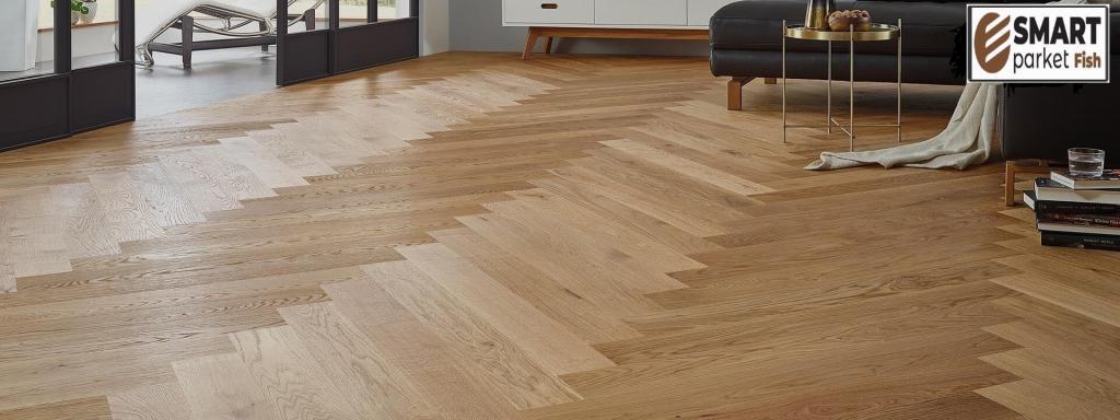 Drevená podlaha na podlahové kúrenie